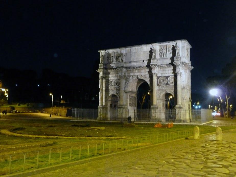 Arco de Constantino 8