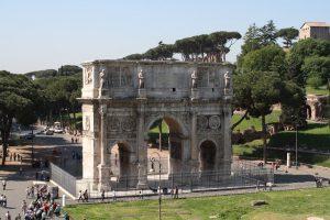 Arco de Constantino 11