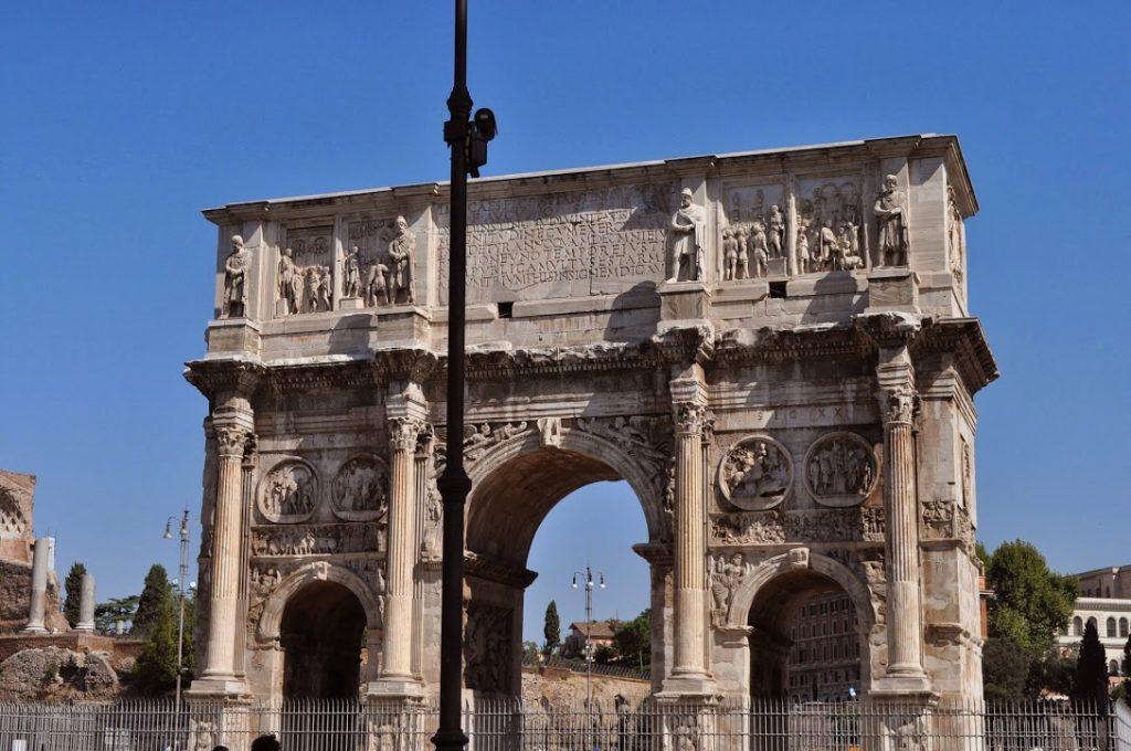 Arco de Constantino 13