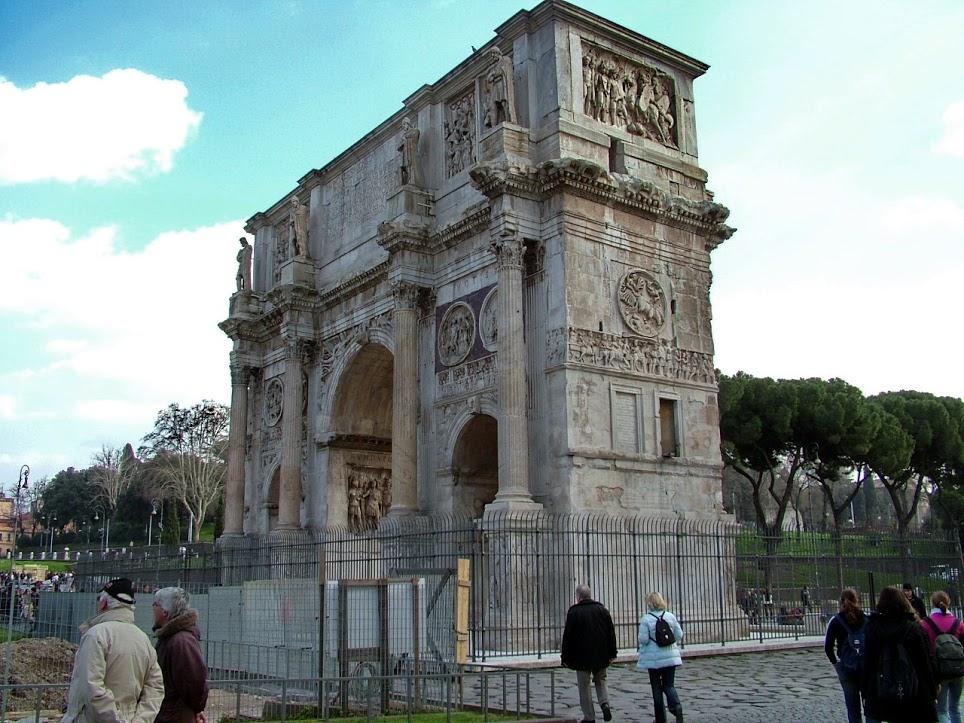 Arco de Constantino 14