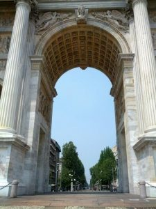 Arco della Pace 1