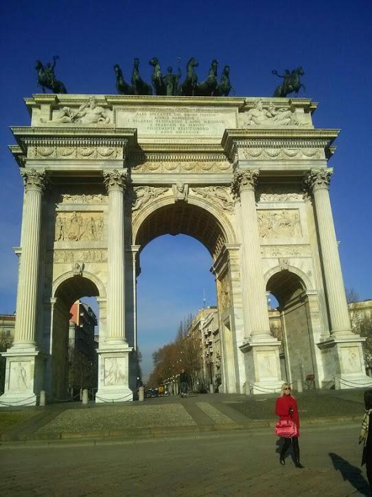 Arco della Pace 2