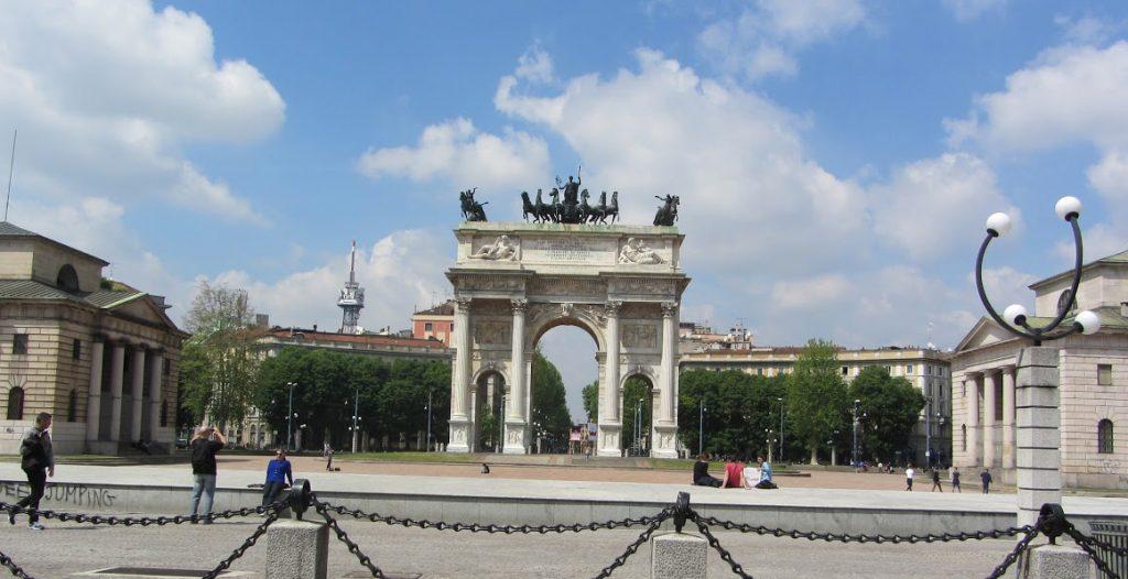 Arco della Pace 4