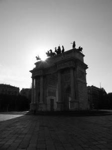 Arco della Pace 6