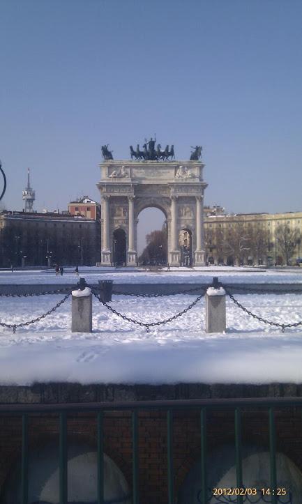 Arco della Pace 7