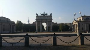 Arco della Pace 8