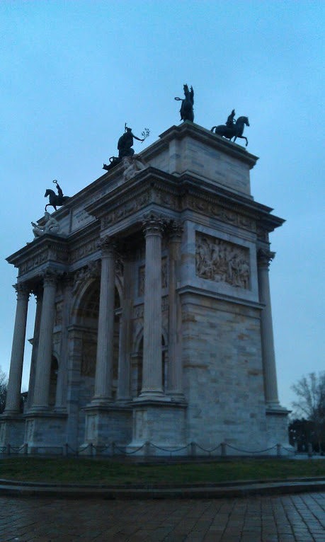 Arco della Pace 9
