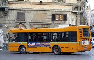 Autobuses en Italia