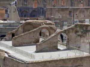Basílica de Majencio 2