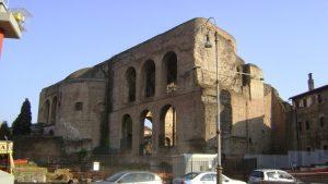 Basílica de Majencio 5