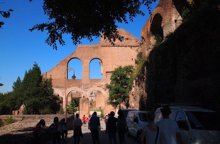 Basílica de Majencio 7