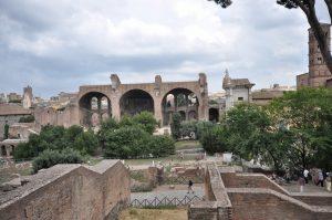 Basílica de Majencio 9