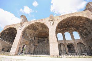 Basílica de Majencio 11