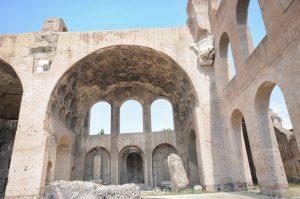 Basílica de Majencio 12