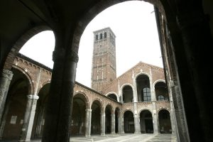 Basílica de san Ambrosio 2