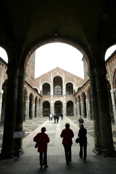 Basílica de san Ambrosio 3