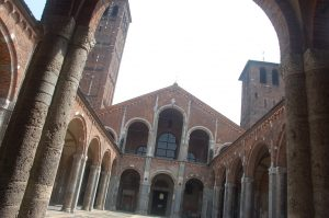 Basílica de san Ambrosio 4