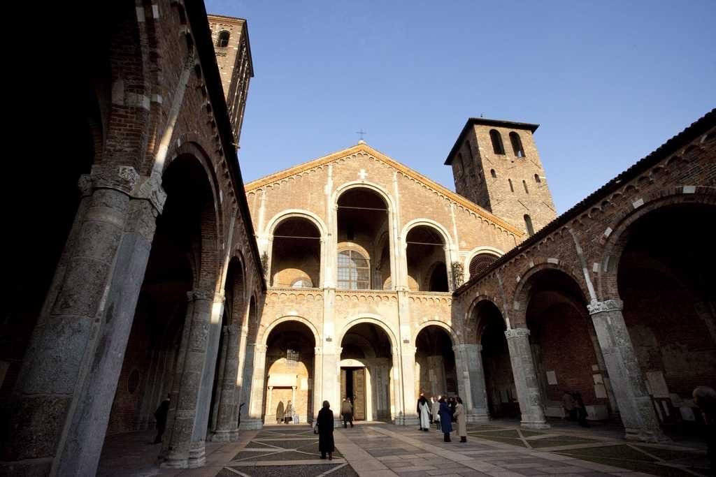 Basílica de san Ambrosio 5