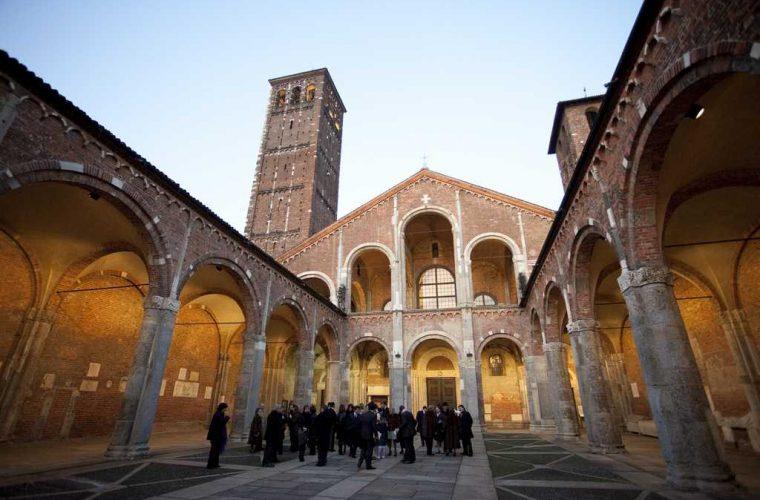 Basílica de san Ambrosio 6