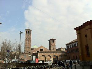 Basílica de san Ambrosio 9