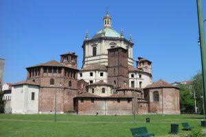 Basílica de San Lorenzo Maggiore 1