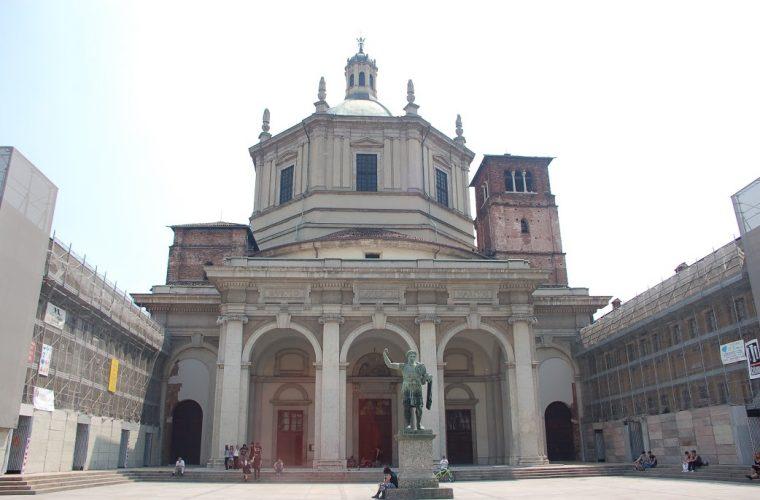 Basílica de San Lorenzo Maggiore 6