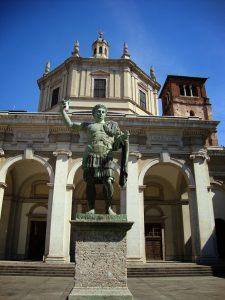Basílica de San Lorenzo Maggiore 8