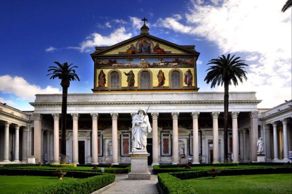 Basílica de San Pablo Extramuros 1