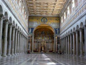 Basílica de San Pablo Extramuros 5