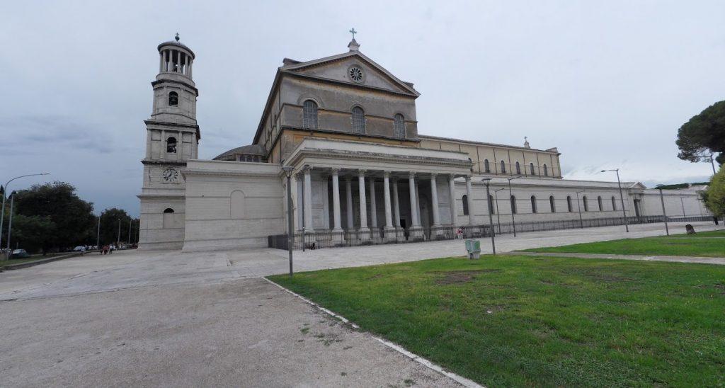 Basílica de San Pablo Extramuros 7