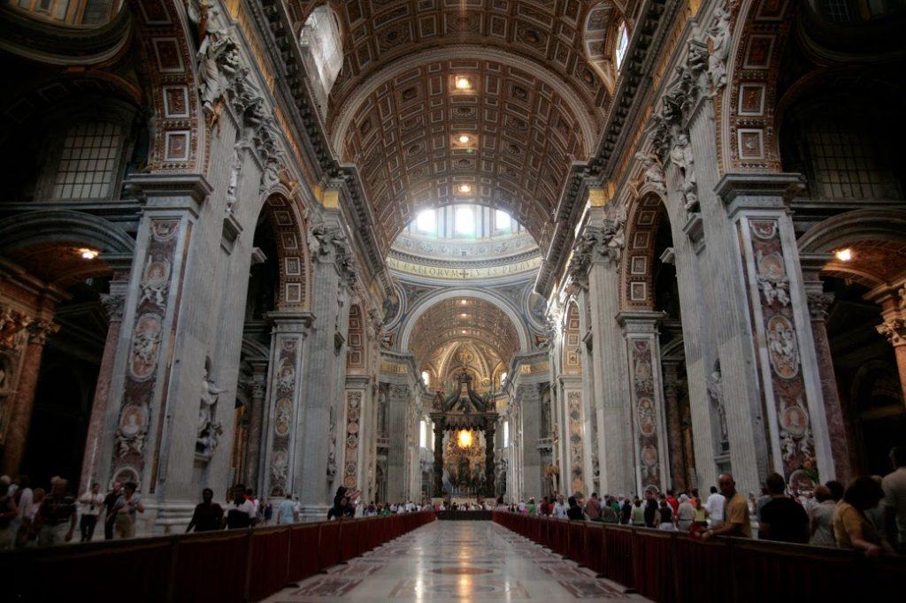 Basílica de San Pedro 1
