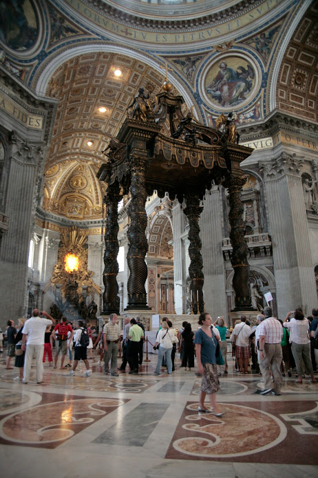 Basílica de San Pedro 4