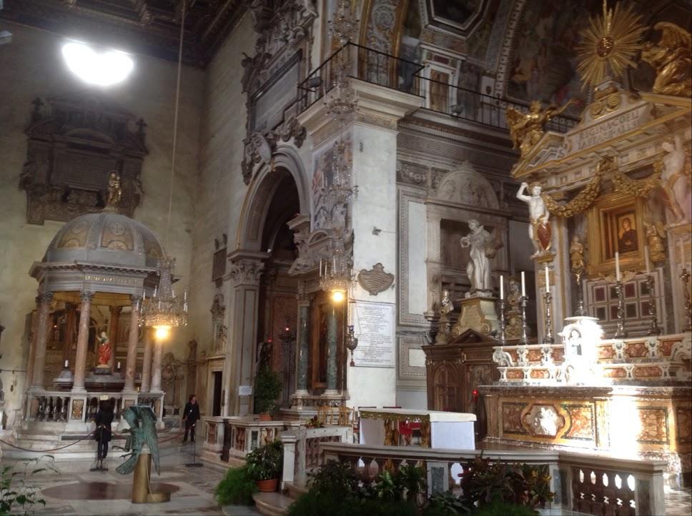 Basílica de Santa María de Aracoeli 2