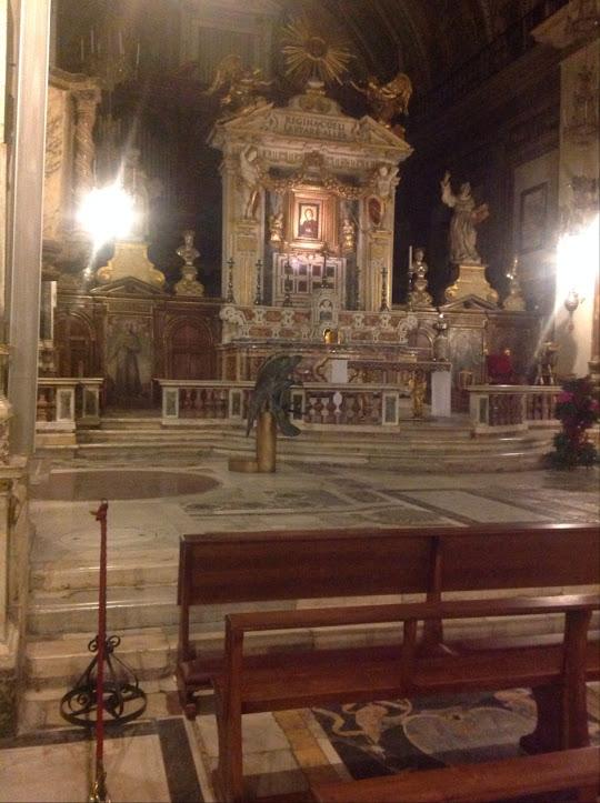 Basílica de Santa María de Aracoeli 3