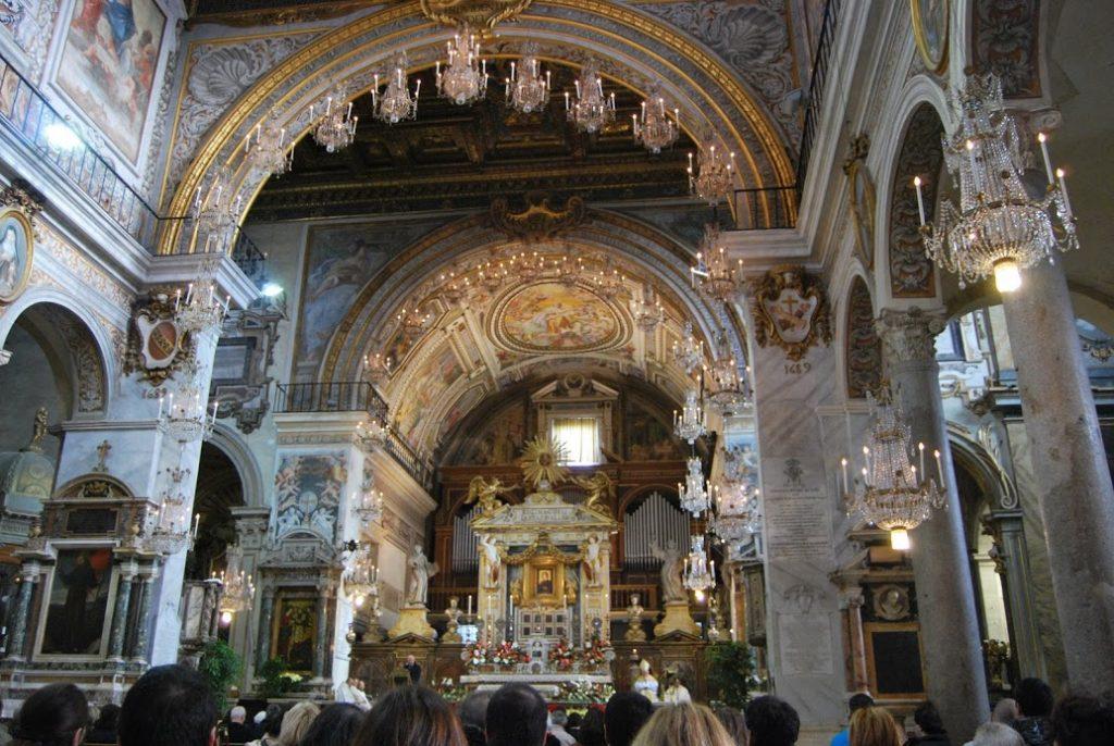 Basílica de Santa María de Aracoeli 5