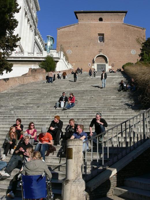 Basílica de Santa María de Aracoeli 6