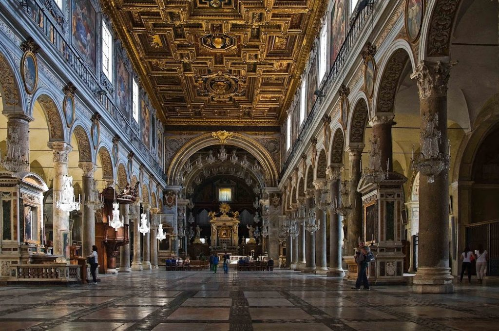 Basílica de Santa María de Aracoeli 10