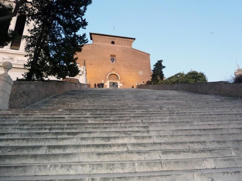 Basílica de Santa María de Aracoeli 11