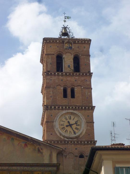 Basílica de Santa María en Trastevere 4