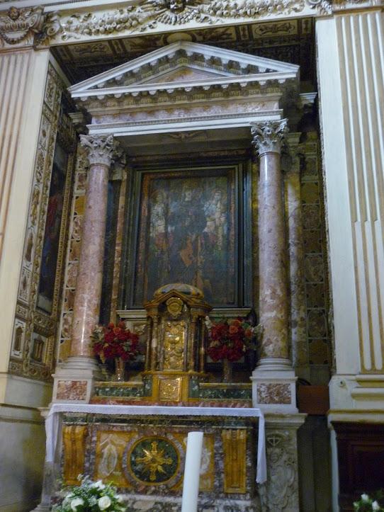 Basílica de Santa María en Trastevere 6