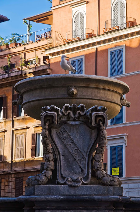 Basílica de Santa María en Trastevere 9