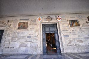Basílica de Santa María en Trastevere 10