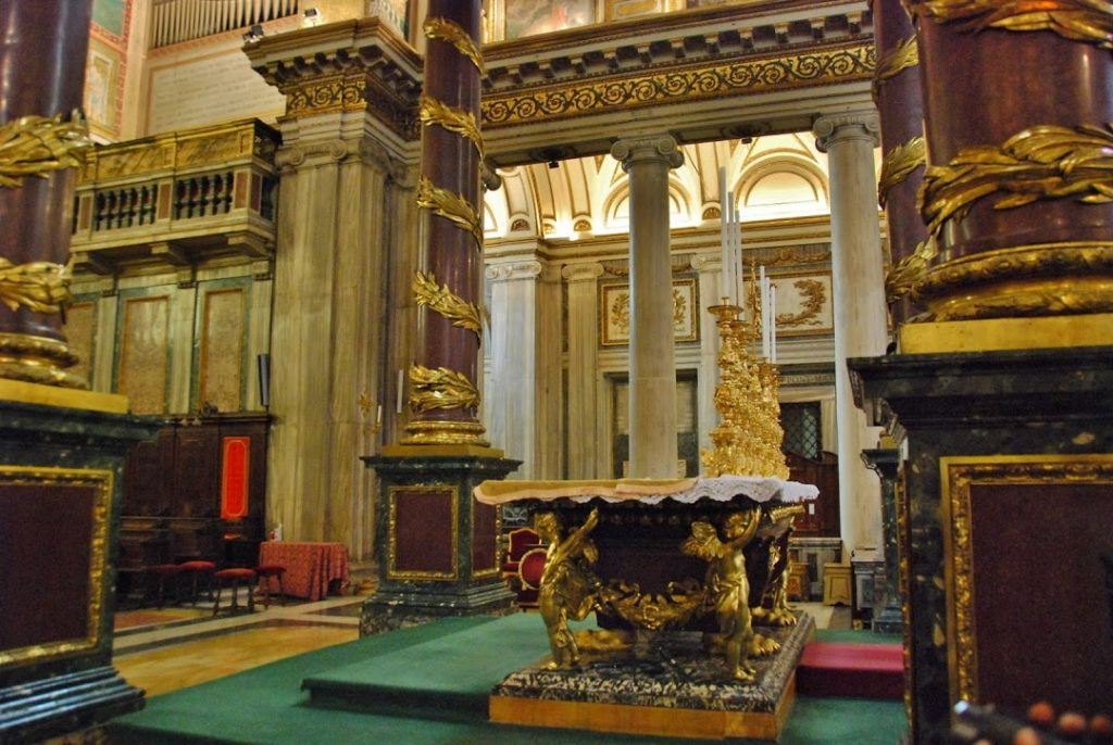 Basílica de Santa María la Mayor 3
