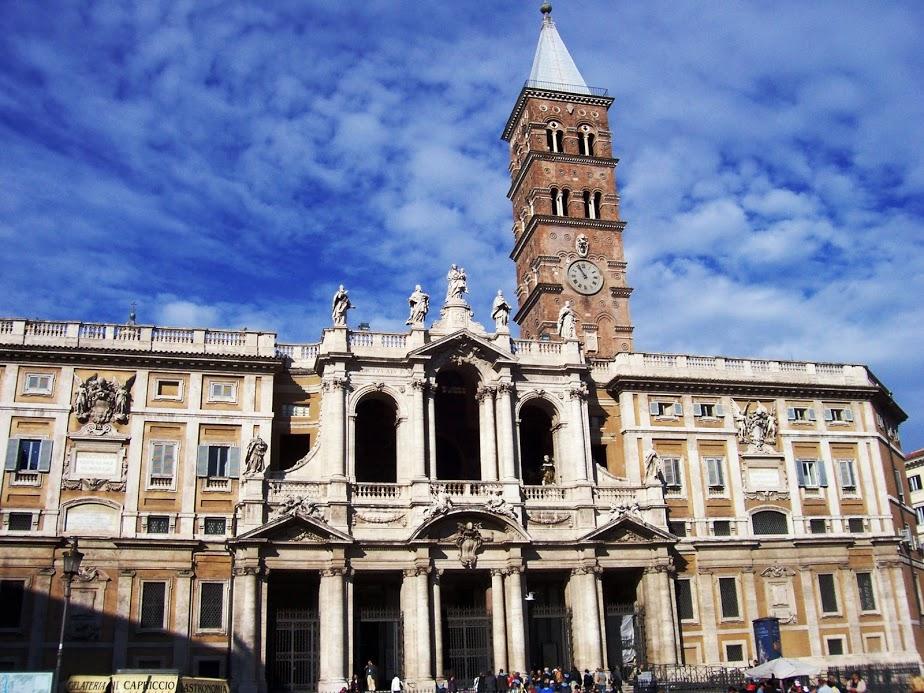 Basílica de Santa María la Mayor 5