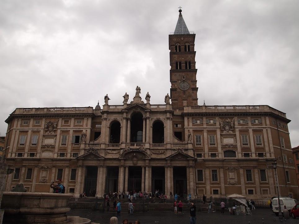 Basílica de Santa María la Mayor 10
