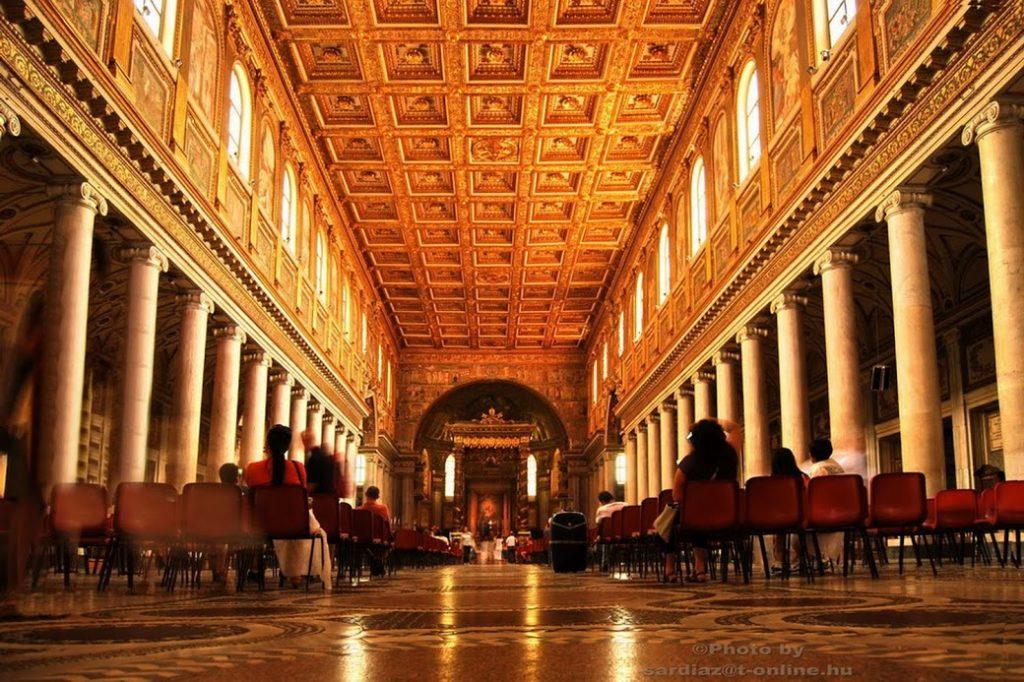 Basílica de Santa María la Mayor 14