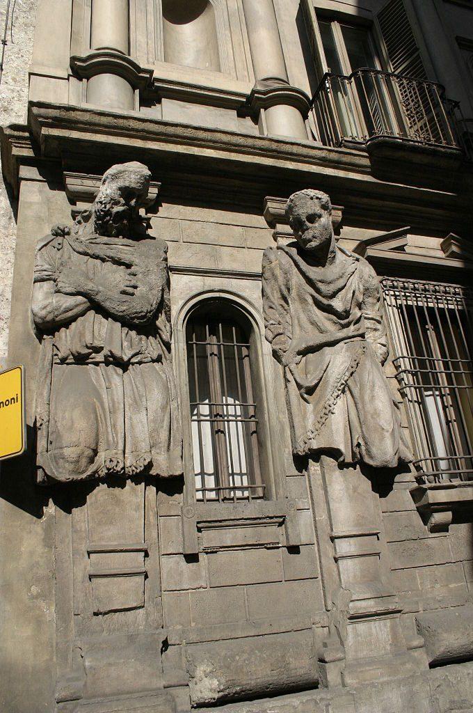 Casa de los Omenoni 1
