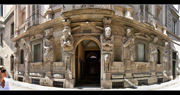 Casa de los Omenoni 3