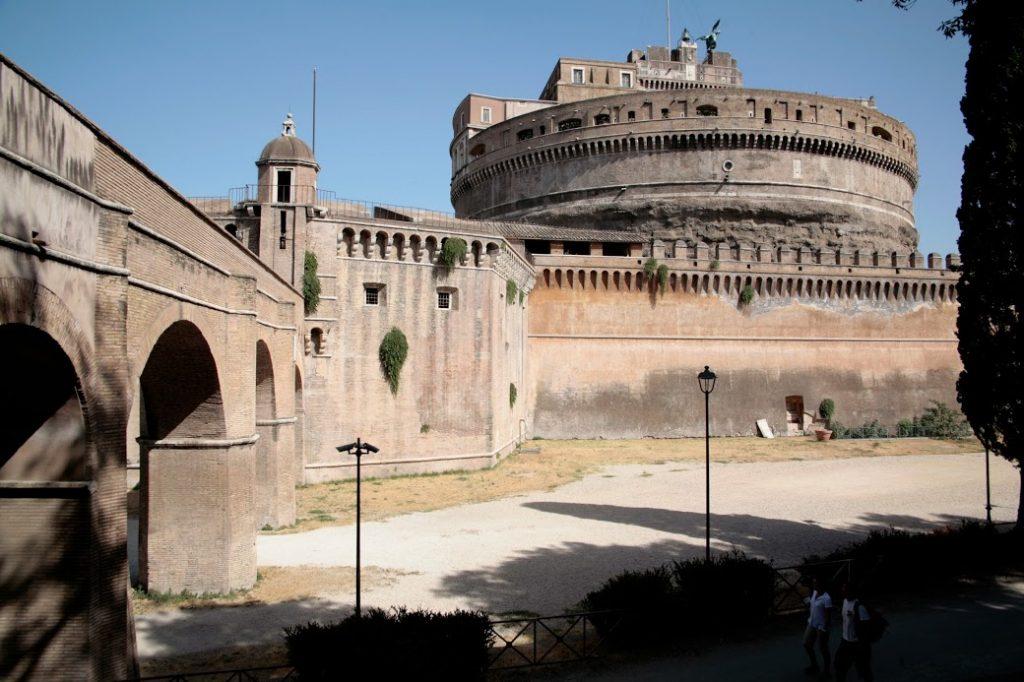 Castillo Sant'Angelo 1
