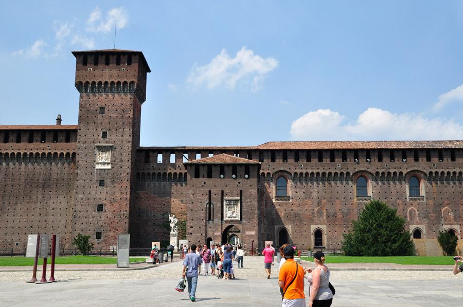 Castillo Sforzesco 1